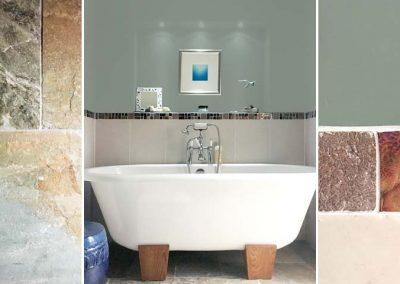 English Country Master Bathroom