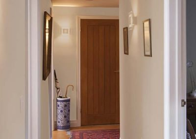 English Country House Hallway