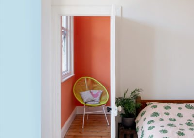 Colour Pop Master Bedroom, Cliftonville