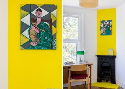 Colour Pop Home Office, Cliftonville