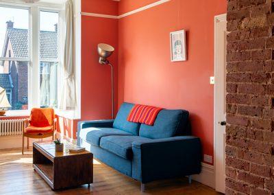 Colour Pop Living Room, Cliftonville