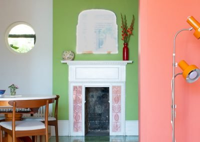 Colour Pop Dining Room, Cliftonville