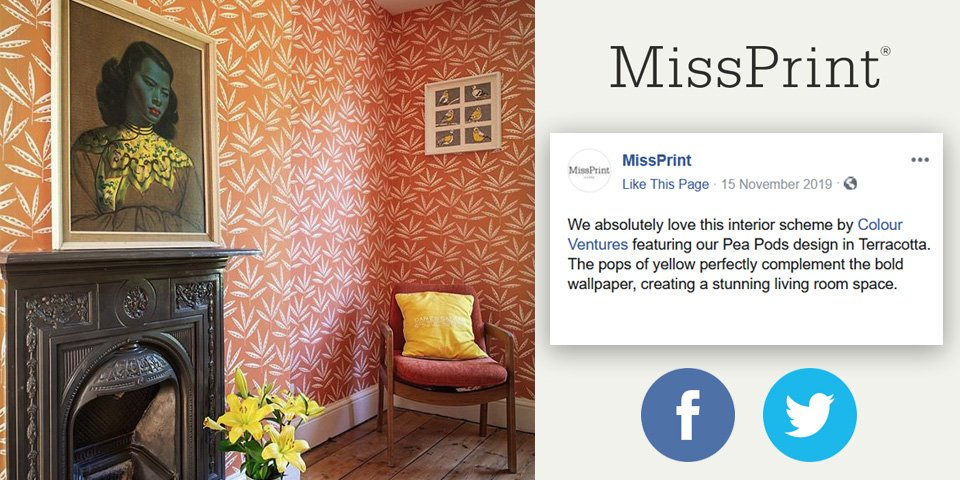 MIss Print Reviews Colour Ventures Interior Design